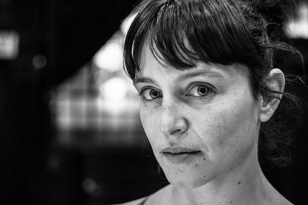 Danielle Davidson photo by Geneviève DuP