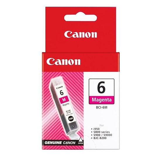 Canon Bci-6 Magenta Cartridge