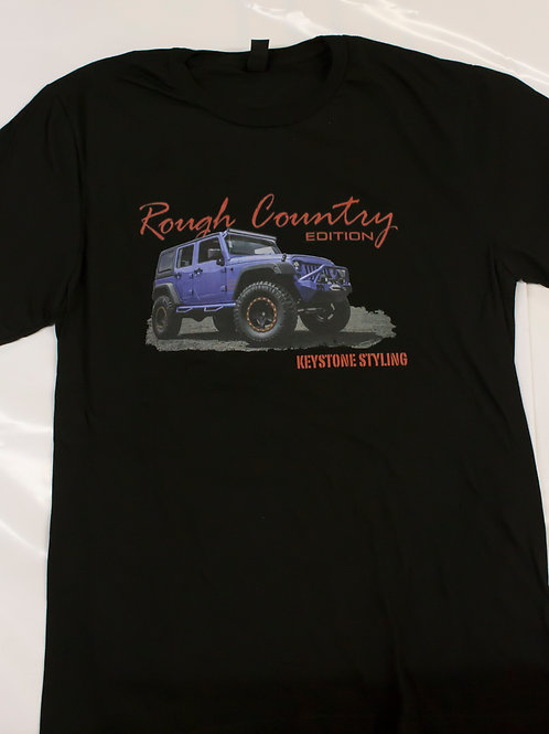 Rough Country Jeep T-Shirt