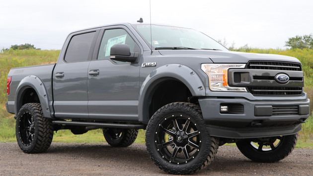 2020 Ford F-150 Abyss Gray - Adrenaline Edition