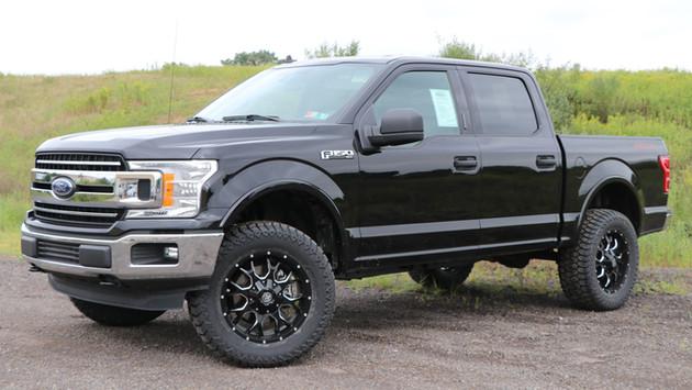 "2020 Ford F-150 - 3.5"" Lift"