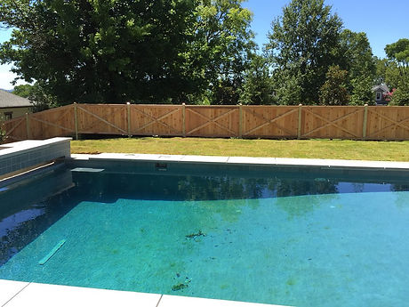 Nashville Fence Company wood privacy fencing Bryan fences custom design fencing contractor