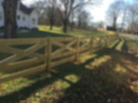 Nashville Fence Contractor company affordable residential privacy wood fencing. Cross Buck Fence.