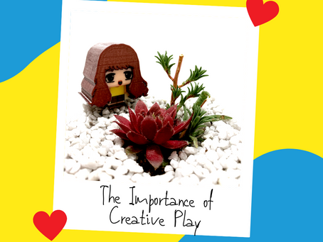 The Importance of Creative Play