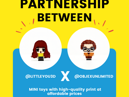 Little You partner with Objex Unlimited to offer MINI toys