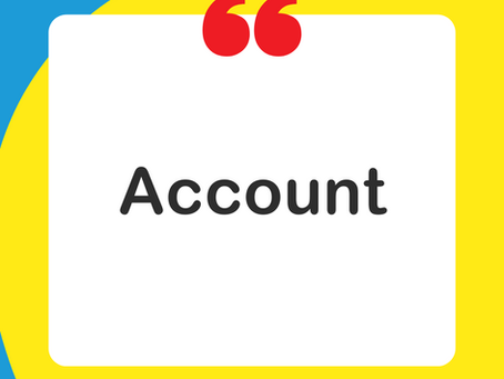 How to Edit and View Your Account Information?