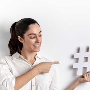 Você sabe usar as Hashtags?