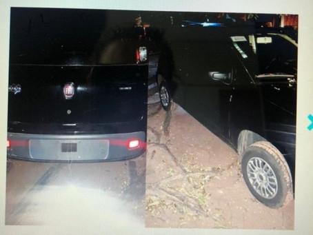 Polícia Militar localiza carro roubado no Jardim Paraíso