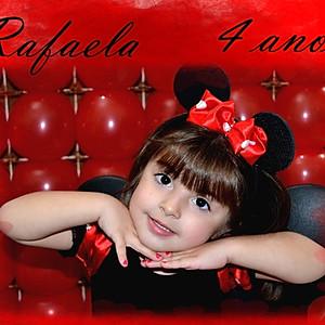 4 aninhos da Rafaela