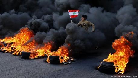 A New Season of Unrest in Lebanon
