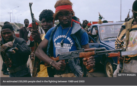 Thousands dead but no prosecutions - why Liberia has not acted
