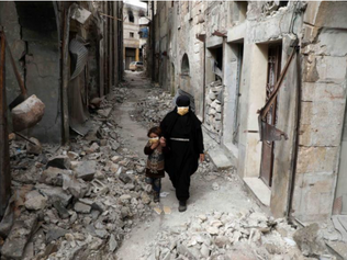Why Are Russians Paying for Bombing Schools in Syria?