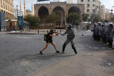 Lebanon's Security Agencies Must Take Responsibility for Shooting Protesters