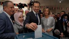 "Syria election Fraud: Bashar Assad ""wins"" 4th term"