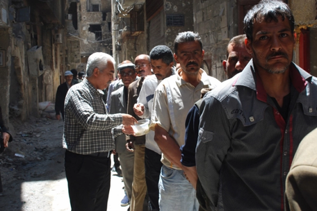 'Afraid of return': Palestinians fearful of life in Yarmouk camp