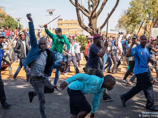 South Africa: Hatred of migrants reaches new heights