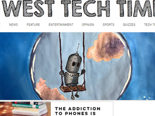 The West Tech Times: Unknown or Forgotten