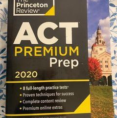 Preparing the Class of '22 for the ACT!
