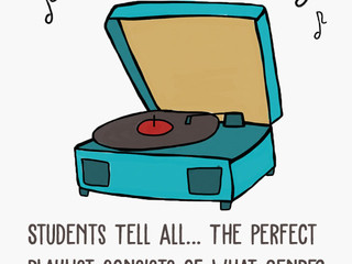 Students Tell All… The Perfect Playlist Consists of What Genre?
