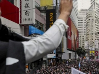 Democracy on the Ropes: the Story of Hong Kong