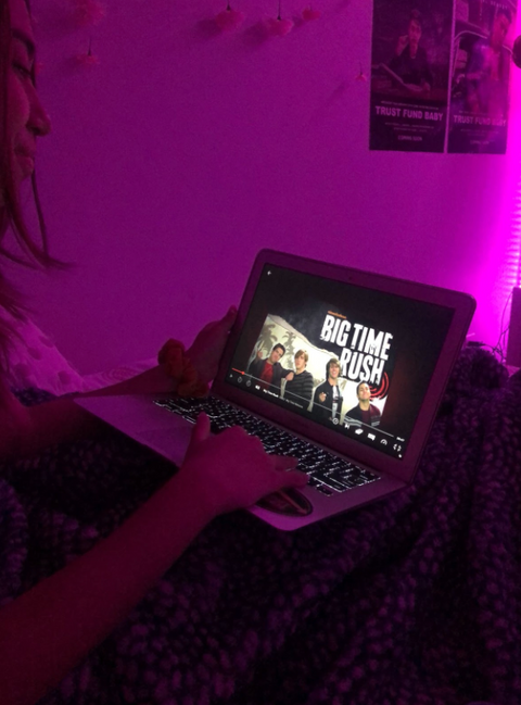 Big Time Rush: Livin' it Big Time on Netflix!