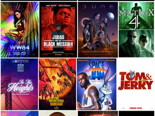 The Movies of 2021