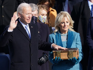 Joe Biden the 46th President of the U.S.A!