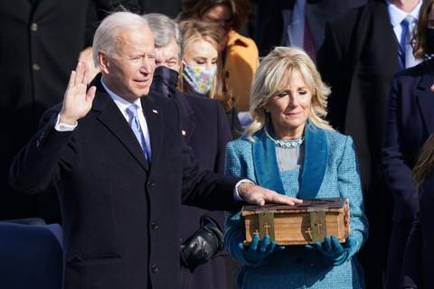 Joe Biden the 46th President of the U.S.A!