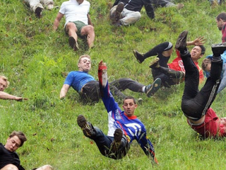 Cheese Rolling?