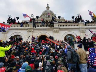 Capitol Offense: Last Protest Against Biden