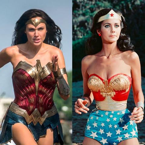 Wonder Woman...75?