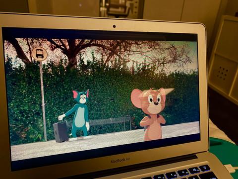 Tom & Jerry Come to Life!