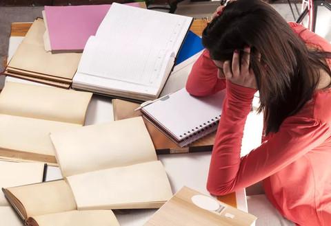 Way Too Much Homework