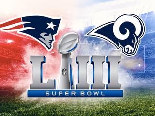 Patriots vs Rams: Super Bowl 2019