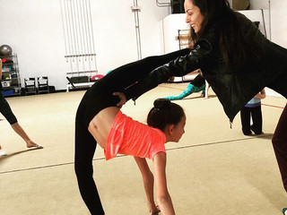 Rhythmic Program Offers Dance, Gymnastics