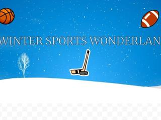 Sports Winter Wonderland