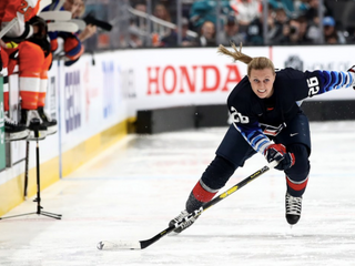 NHL All-Star Game: First Woman to Compete