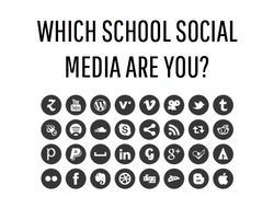 What School Social Media Are You?