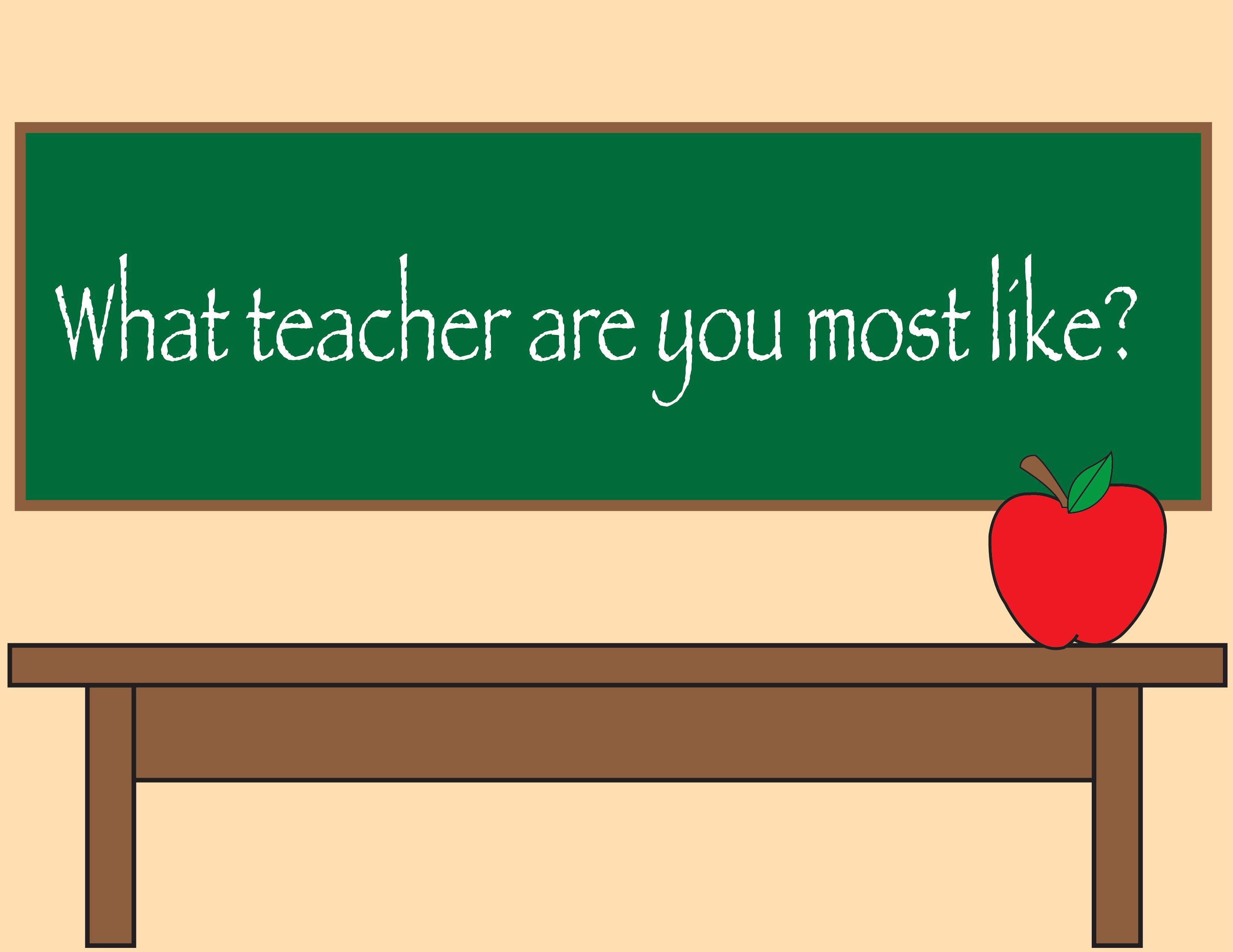 Which Teacher Is Your Spirit Animal?