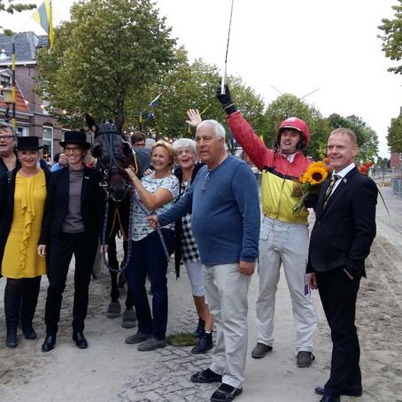 Fleur Swagerman wint in Medemblik