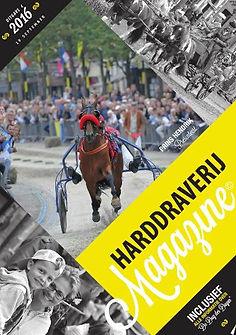 Harddraverij magazine 2016