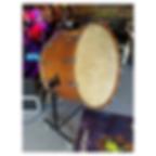 "Concorde Bass Drum 36"""
