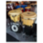 LP Percussion Bongos Generation II