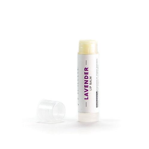 Lavender Lip Balm, 4.5 g.