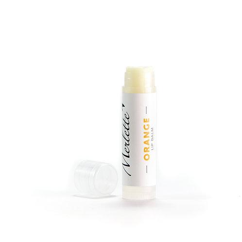 Orange Lip Balm, 4.5 g.