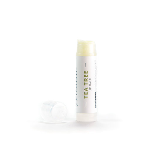 Tea Tree Lip Balm, 4.5 g.