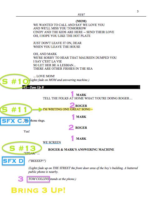 Rent Script