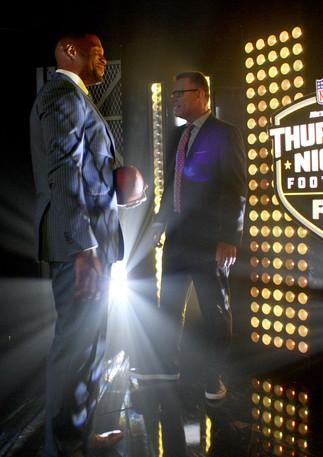 NFL THURSDAY NIGHT FOOTBALL PROMO