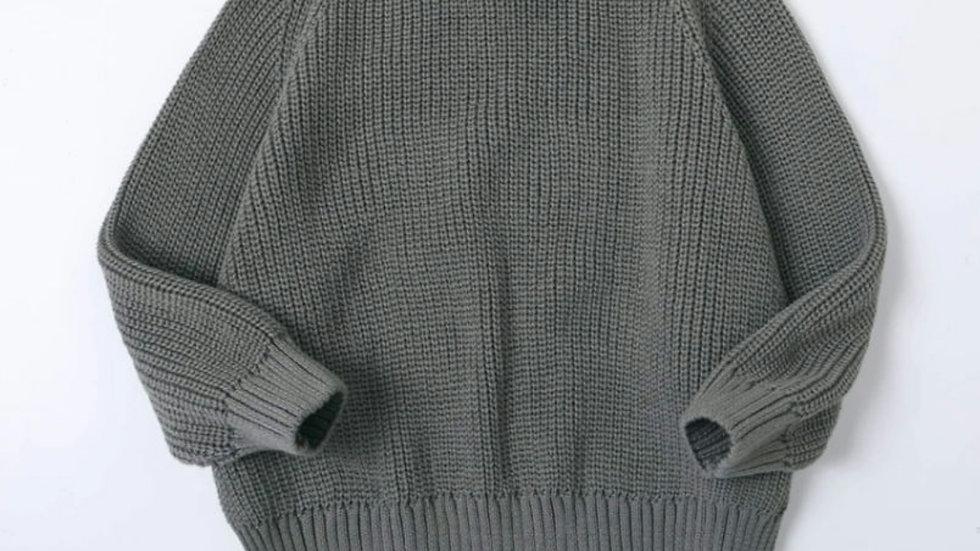 Taylor Unisex Cotton Knit Jumper