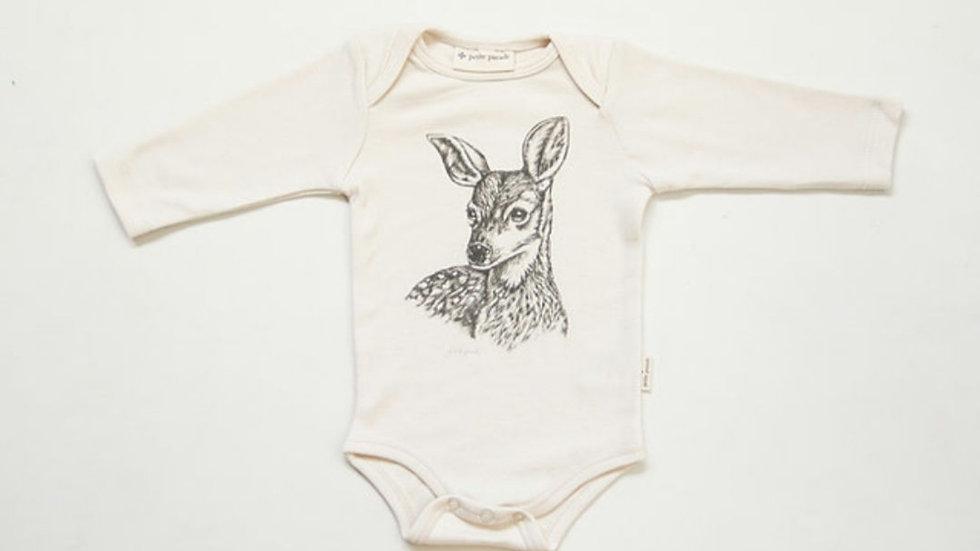 Organic Knit 'Bambi' Bodysuit